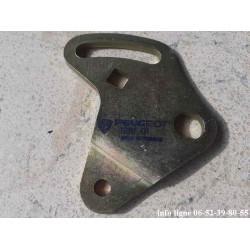 Support de tendeur de courroie de pompe à eau Peugeot 504-505-604-J7-J9-P4 Tagora - Référence 1281.01 (Neuf)