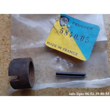 Jeu de pièces de butée de démarreur Ducellier 18468 Peugeot 204, 304 et 404- Référence 5840.05 (Neuf)