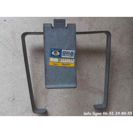 Support de bocal de lave glace Peugeot 104 et Talbot Samba - Référence 6433.29 (Neuf)