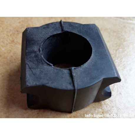Silentbloc de barre stabilisatrice avant 24mm Peugeot 504 - Référence 5094.09 (Neuf)