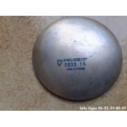 Bouchon expansible de culasse diamètre 62mm Peugeot 404-504-505-J7-J9 - Référence 0232.14 (Neuf)
