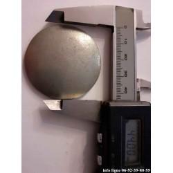 Bouchon expansible de culasse diamètre 44mm Peugeot 204 et Peugeot 304 - Référence 0232.06 (Neuf)