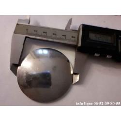 Bouchon expansible de culasse diamètre 52mm Peugeot 203-403-404-504-505-604-D3A-Q3A-J5-J7-J9-P4 - Référence 0232.07 (Neuf)