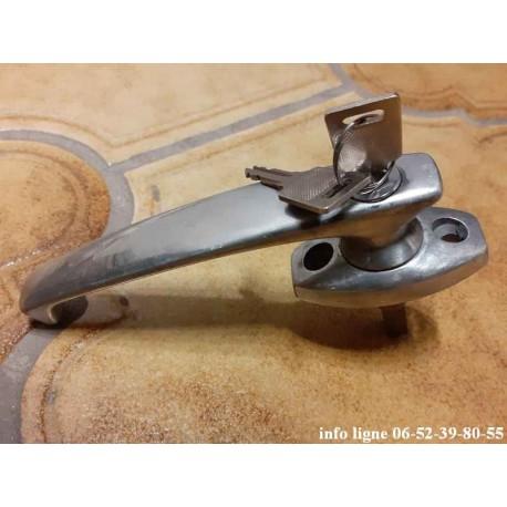 Poignée de hayon à clés Peugeot J7 - Référence 8720.23 (Neuf)