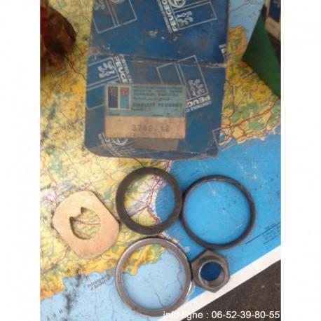 Kit roulements arrière Peugeot 204, Peugeot 304 et Peugeot 305 - Référence 3748.12 (Neuf)