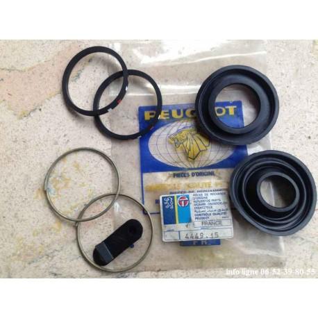 Kit réparation d'étrier de frein arrière Girling Peugeot 504-505-604 et Tagora - Référence 4449.15 (Neuf)