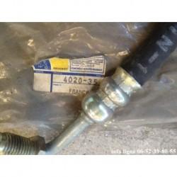 Flexible haute pression de direction assistée coté pompe Peugeot 604 - Référence 4020.35 (Neuf)