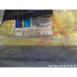Porte raclette d'essuie-glace Peugeot 104 - Référence 6428.51 (Neuf)