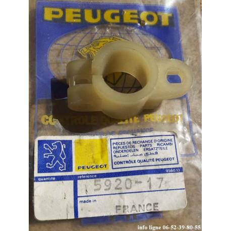 Support de capteur de prise diagnostic Peugeot - Référence 5920.17)