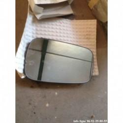 Glace de rétroviseur extérieur gauche Volkswagen Passat, Caddy II,Seat Inca - Référence 357857521-A10806A10 (Neuf)